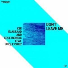 Cee ElAssaad X Soultronixx - Don't Leave Me Ft. Unqle Chriz